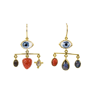 Eye Balance Drops Earrings