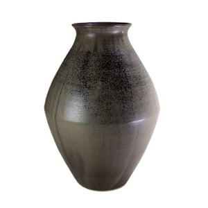 Brown Matt Ceramic Vase