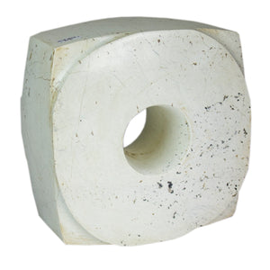 "Square Stone ""Wheel"" Scultpure"