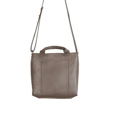 Toulouse Taupe Mini Tote Handbag