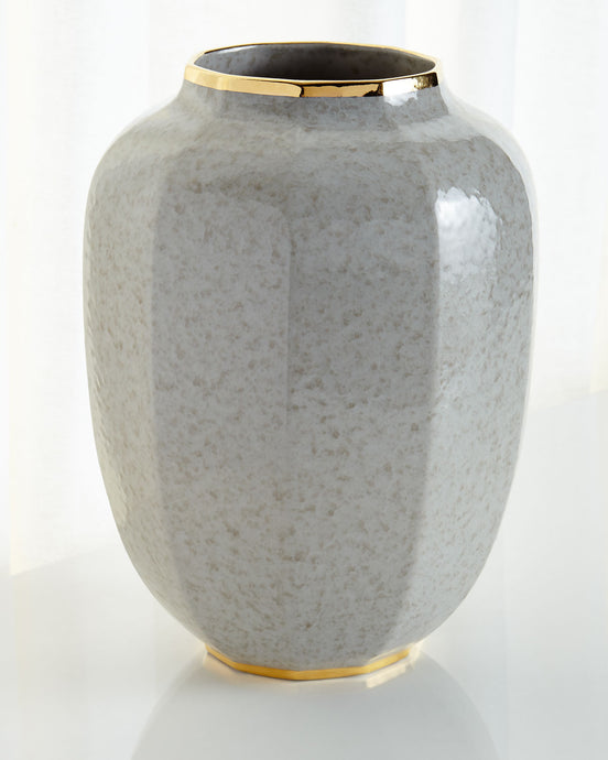Tall Mabel Geo Vase