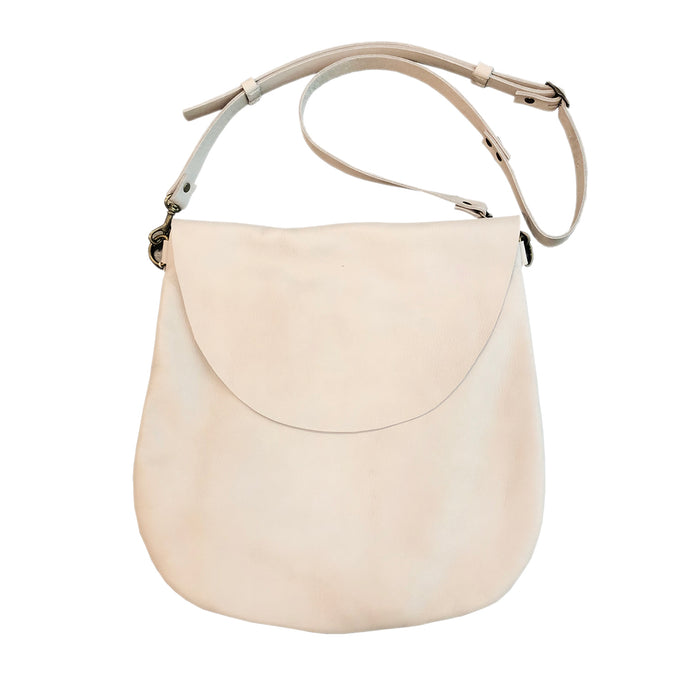 Duroc Cement Convertible Crossbody Handbag