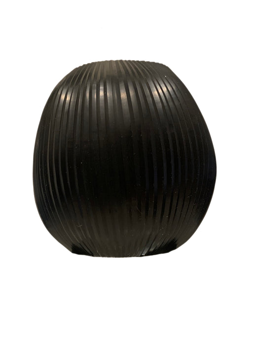 GUAXS Nagaa Medium Black Vase