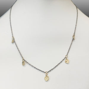 5 Piece Station Kelp Necklace