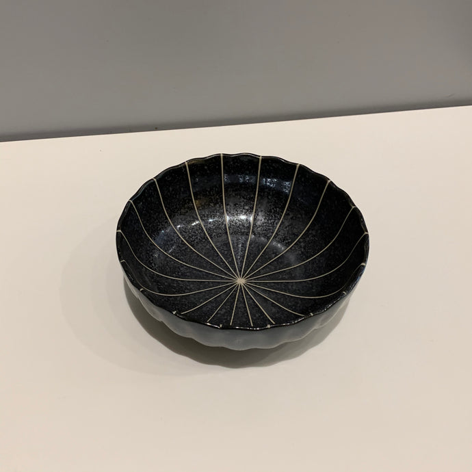 Lined Japanese Bowl