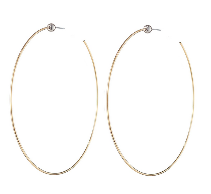 Icon Hoops - Medium