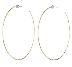 Icon Hoops - Large
