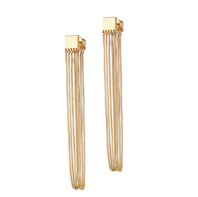 Chloe Drapes Earrings