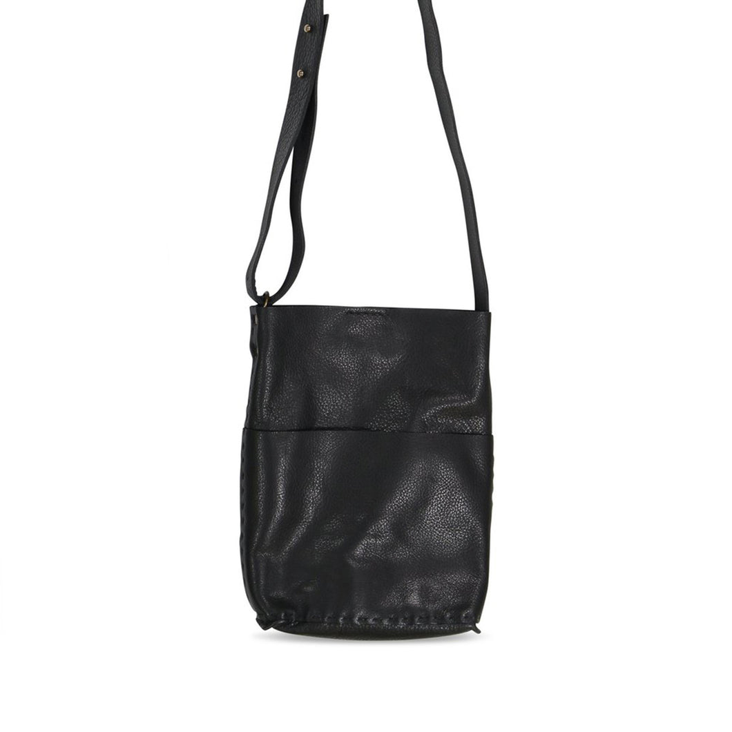 Molly Black Crossbody Handbag