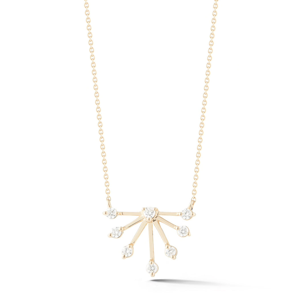 Sophia Ryan Burst Necklace