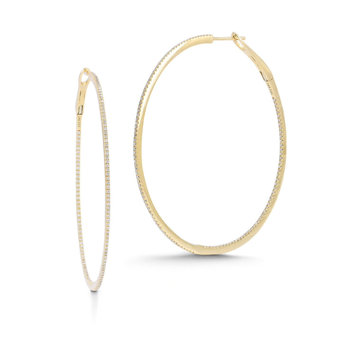 DRD Large Hoops