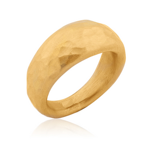 Substance Gold Ring