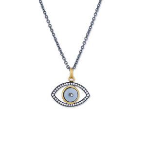 Lucky Evil Eye Necklace