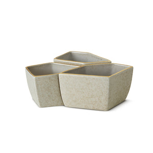 Mabel Geo Bowls - Set of 3