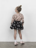 Heart Shape Tulle Skirt