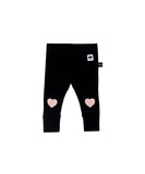 Heart Shape Skinny Legging