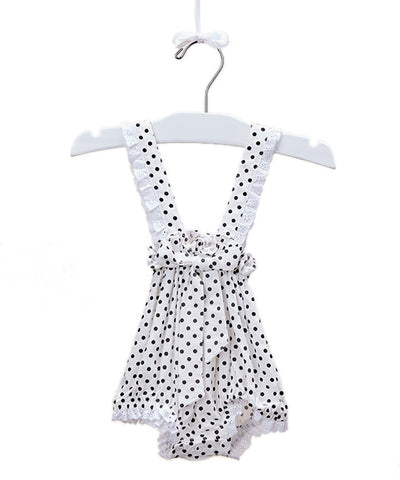 Pepper Dot Romper