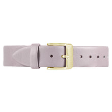Classic Lilac Violet Leather Strap | 16mm