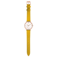 Pure Diamond Lemon Ambre and Rose Gold Watch | 36mm