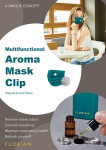 Aroma Mask Clip