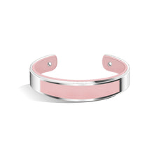 Sweet Pink Tailor Silver | 15mm