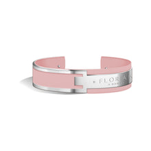 Diamond Panther Pink Metropolitan Silver | 20mm