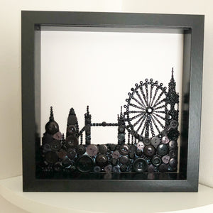 London Skyline Artwork