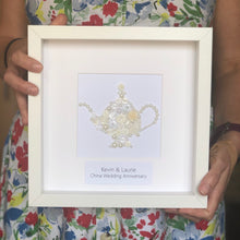 Load image into Gallery viewer, 20th Wedding Anniversary Personalised Gift - China