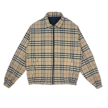 Load image into Gallery viewer, BURBERRY REVERSIBLE NOVA CHECK JACKET