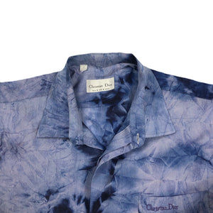 CHRISTIAN DIOR SILK SHIRT