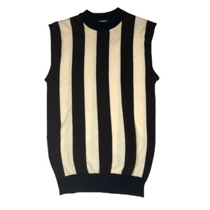 RAF SIMONS SLEEVELESS KNIT