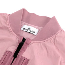Load image into Gallery viewer, STONE ISLAND CRINKLE REPS JACKET PINK