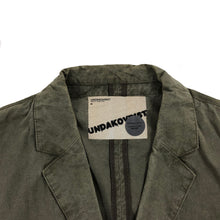 "Load image into Gallery viewer, UNDERCOVER SS99 ""RELIEF"" JACKET REPRODUCTION"