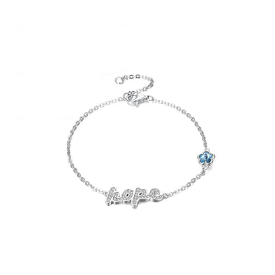 Hope Crystal Bracelet