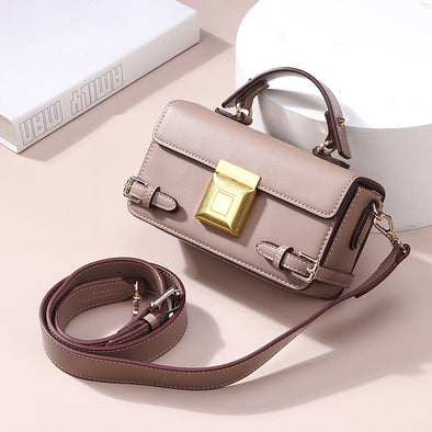 Hot Sale Leather Shoulder Bag - Shelark