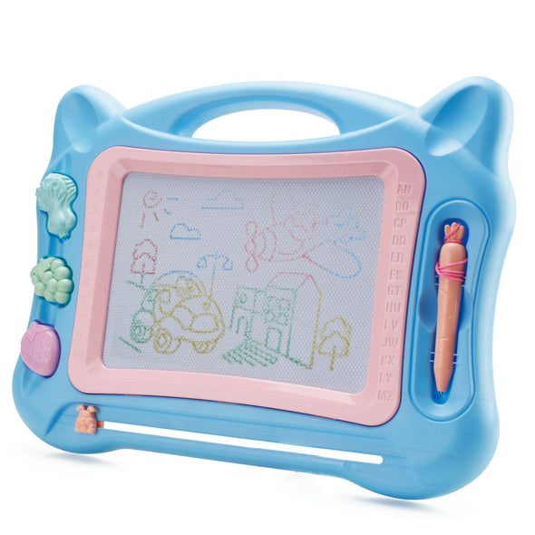 Magnetic Drawing Board Kids Magna Doodle Board Toys for Toddlers Girls Boys Erasable Sketch Pad for Writing Painting - Shelark