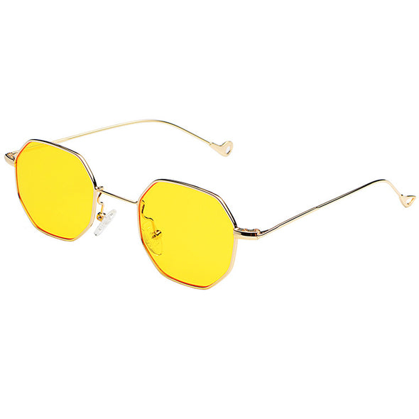 Personality Retro Sunglasses - Shelark