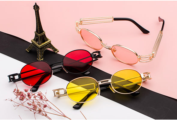 Decoration Retro Sunglasses - Shelark