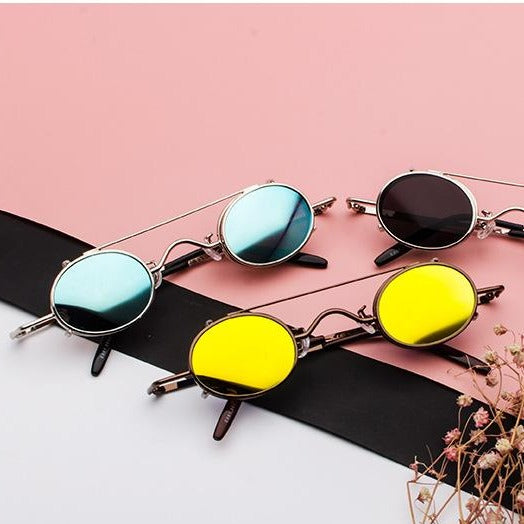 Elegant Retro Sunglasses - Shelark