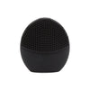Pandora Series Silicone Sonic Facial Cleansing Brush - Black - Shelark