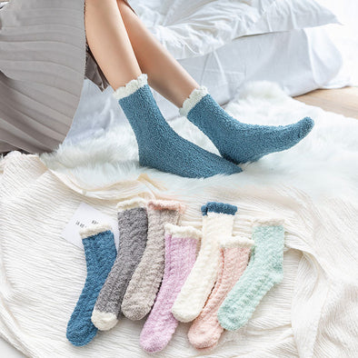 Sleep Lady's Socks - Shelark