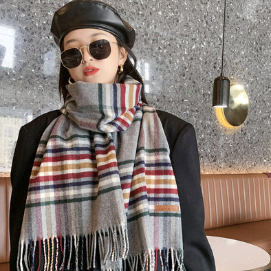 Wool Classic Lady's Scarf