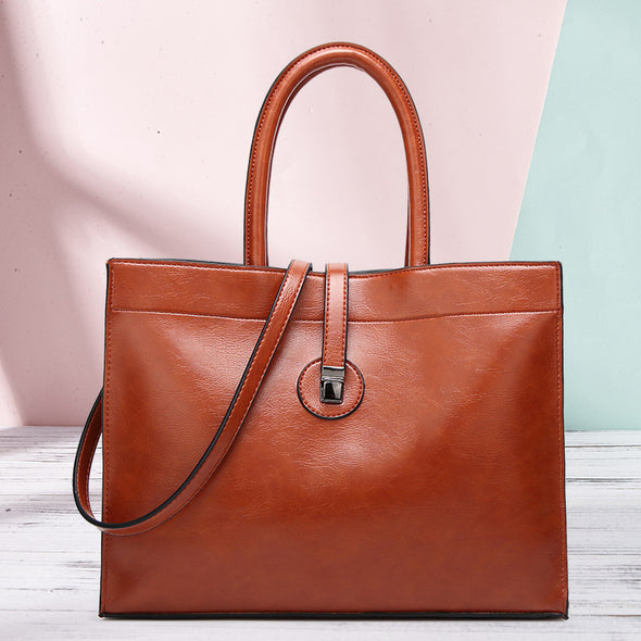 Retro Style Lady's Handbag - Shelark