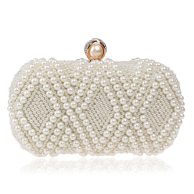 Pearl Evening Bag - Shelark