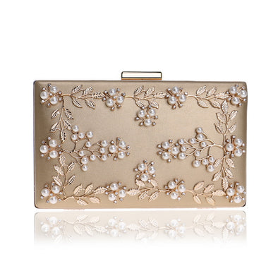 Flower Evening Bag - Shelark