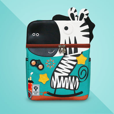 Kids  Cartoon  Backpack - Shelark