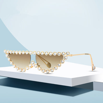 Lady's Decorative Sunglasses