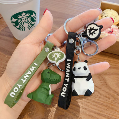 Personalized Key Chain - Shelark