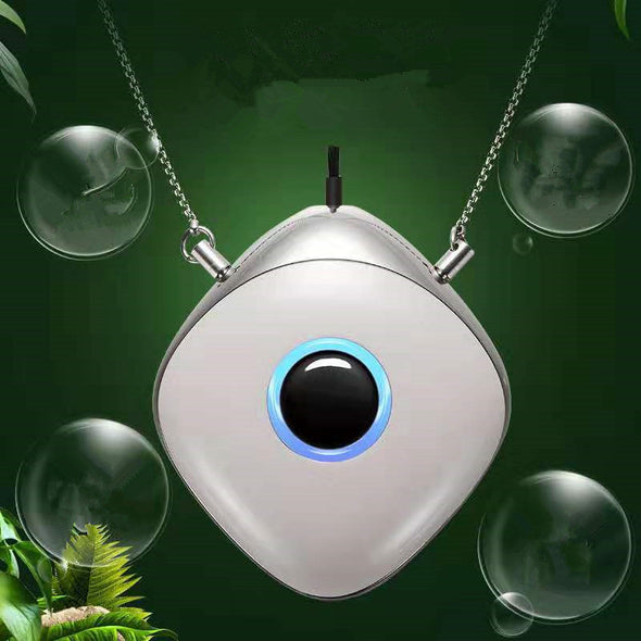 Mini Portable Air Purifier Necklace - Shelark