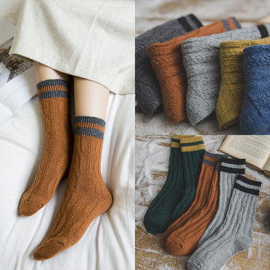 Fashion Lady's Socks - Shelark